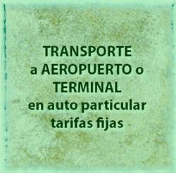 Aeropuerto o Terminal