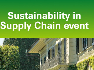 SwissRe's Supply Chain Sustainability