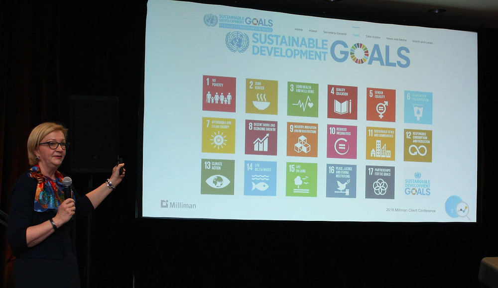 The United Nationsl Sustainable Development Goals