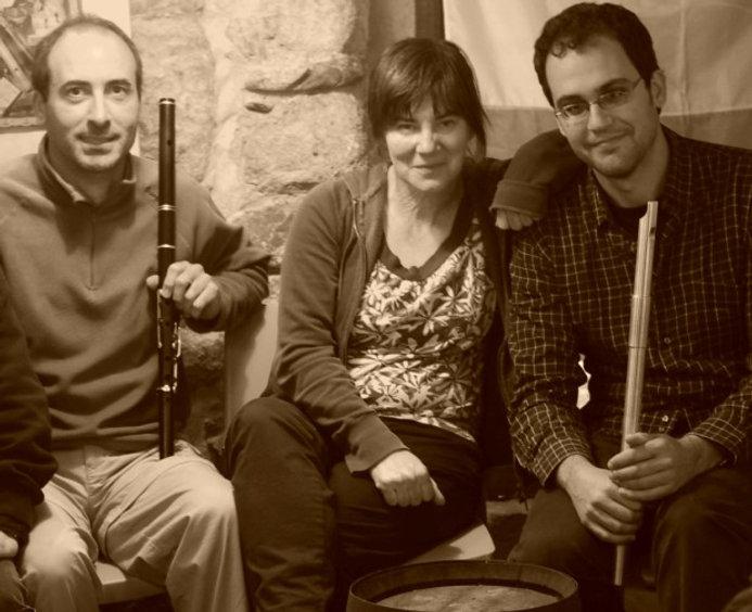 música tradicional irlandesa  desde Barcelona