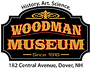 Woodman Museum Logo