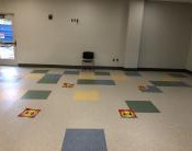 Program Room Ready for Book Groups and Art Projects