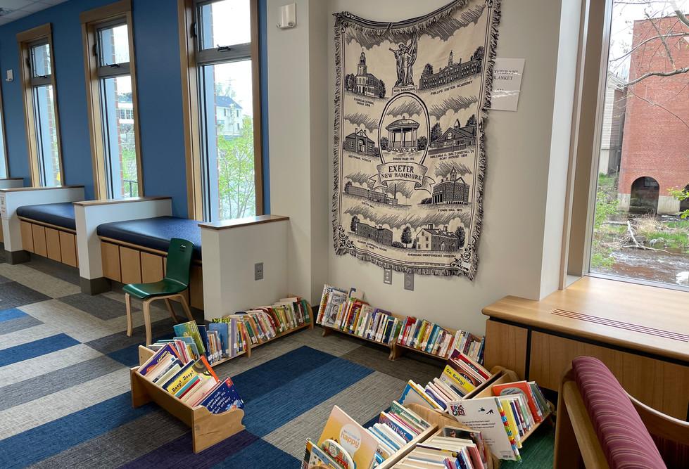 Children's Picture Book Area