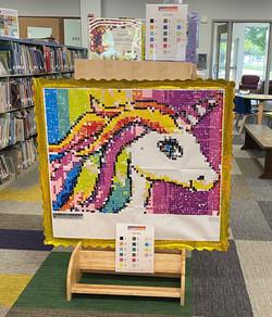 Unicorn almost finished!