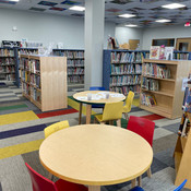 Cozy Seating Areas in the Children's Room
