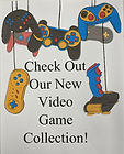 Video Games available for check out