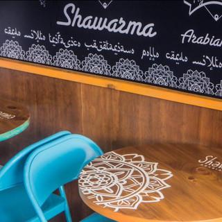 SHAWARMA ARABIAN TIME