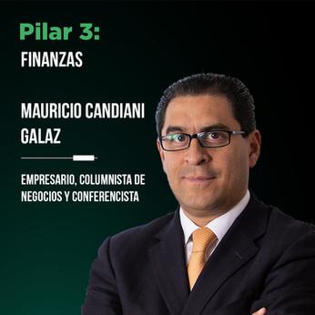 Mauricio E. Candiani Galaz