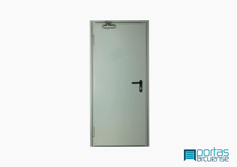 Firestop Door