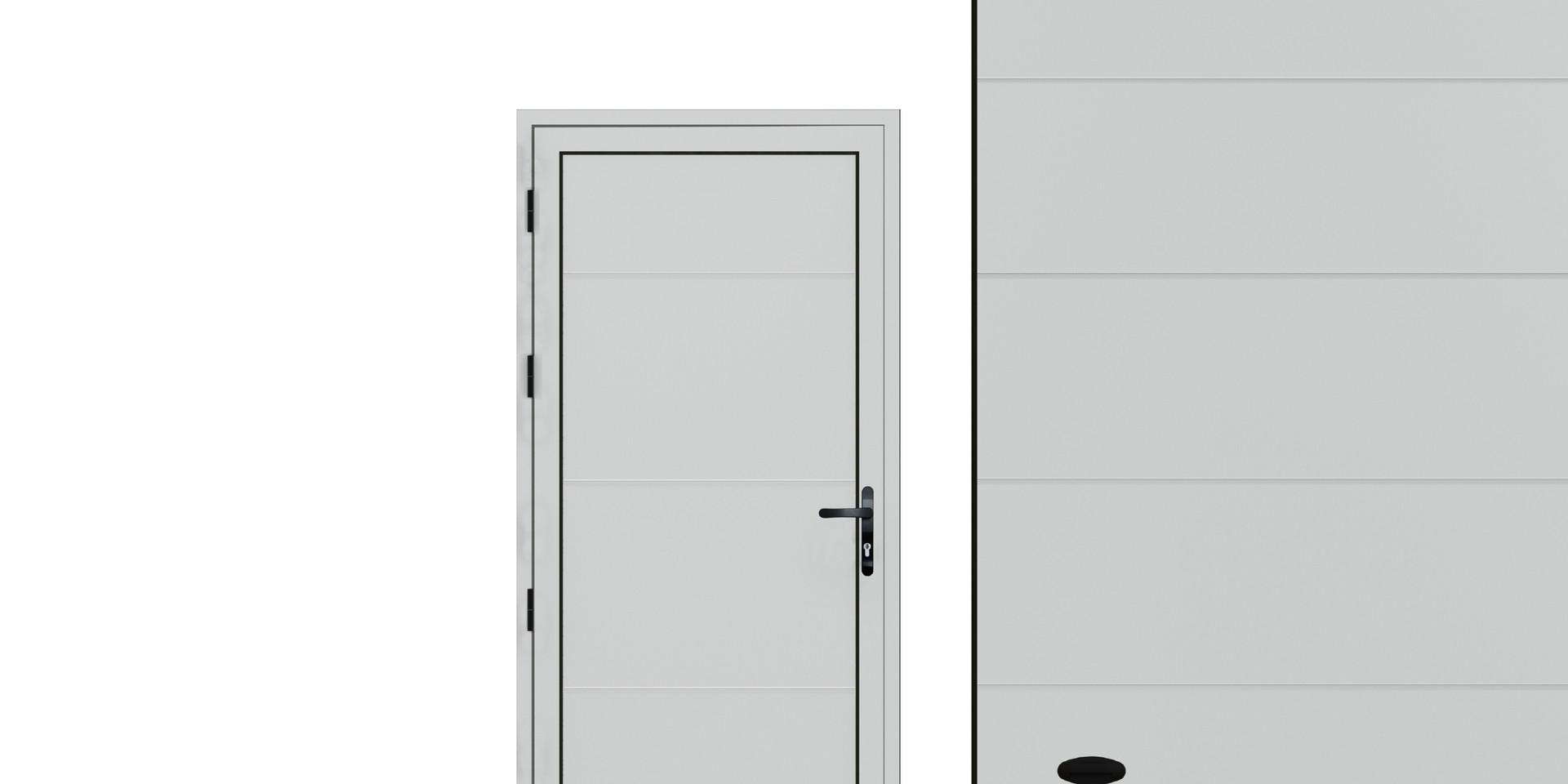 Porta Fixa