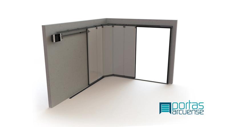 Porta Seccionada Lateral