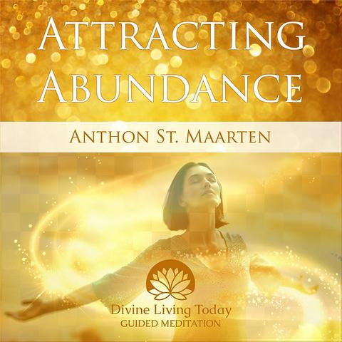 attracting abundance guided meditation b