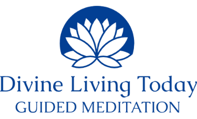 Divine Living Today Guided Meditations by Anthon St. Maarten