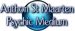 Anthon St. Maarten Psychic Medium & Destiny Coach