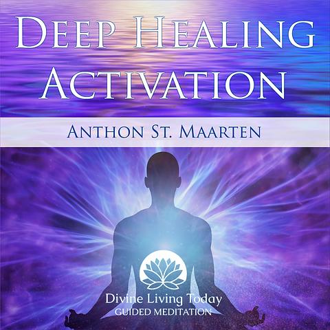 deep healing activation guided meditatio