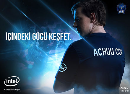 Intel Campaign Shooting