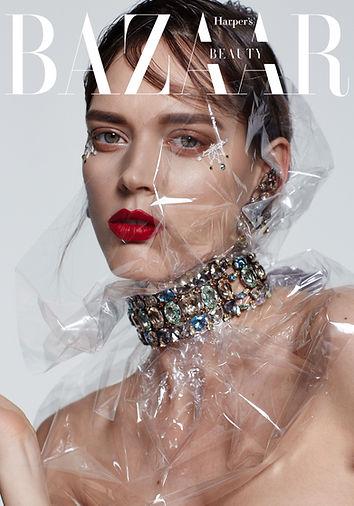 Harpers Bazaar Fotoğraf Çekimi