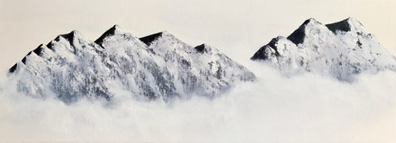 Flying mountains