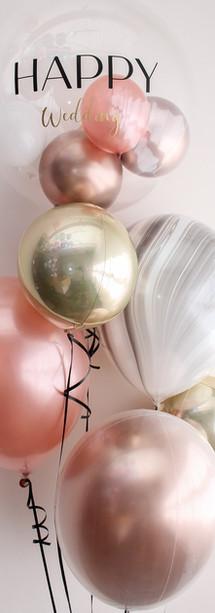 バルーン 結婚式 誕生日 福岡 開店祝