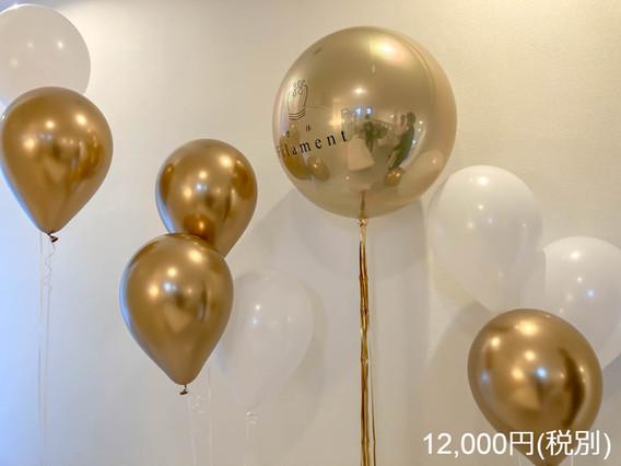 バルーン 福岡 結婚式 パーティー