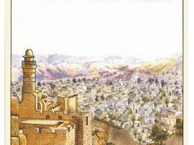 7B3F62A City of Jerusalem