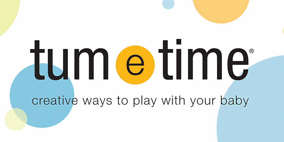 Tum e Time Part 1: Creative Ways To Play With Your Baby