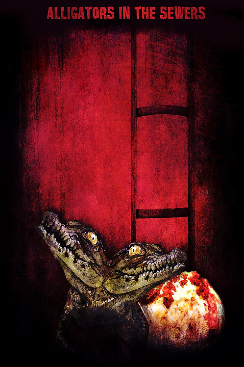 Alligators in the Sewers (chapbook) /66