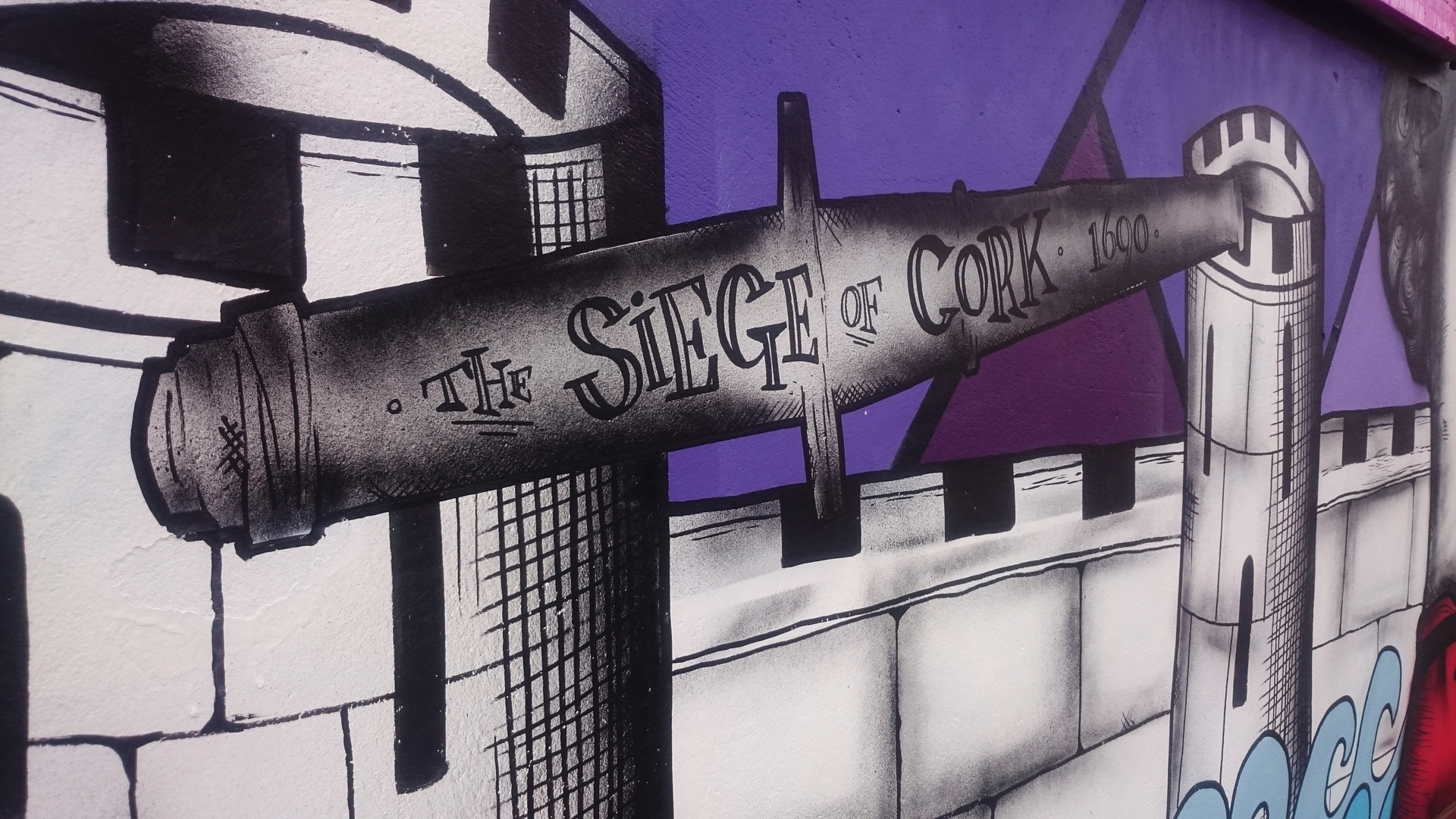 Siege of Cork Mural (5)