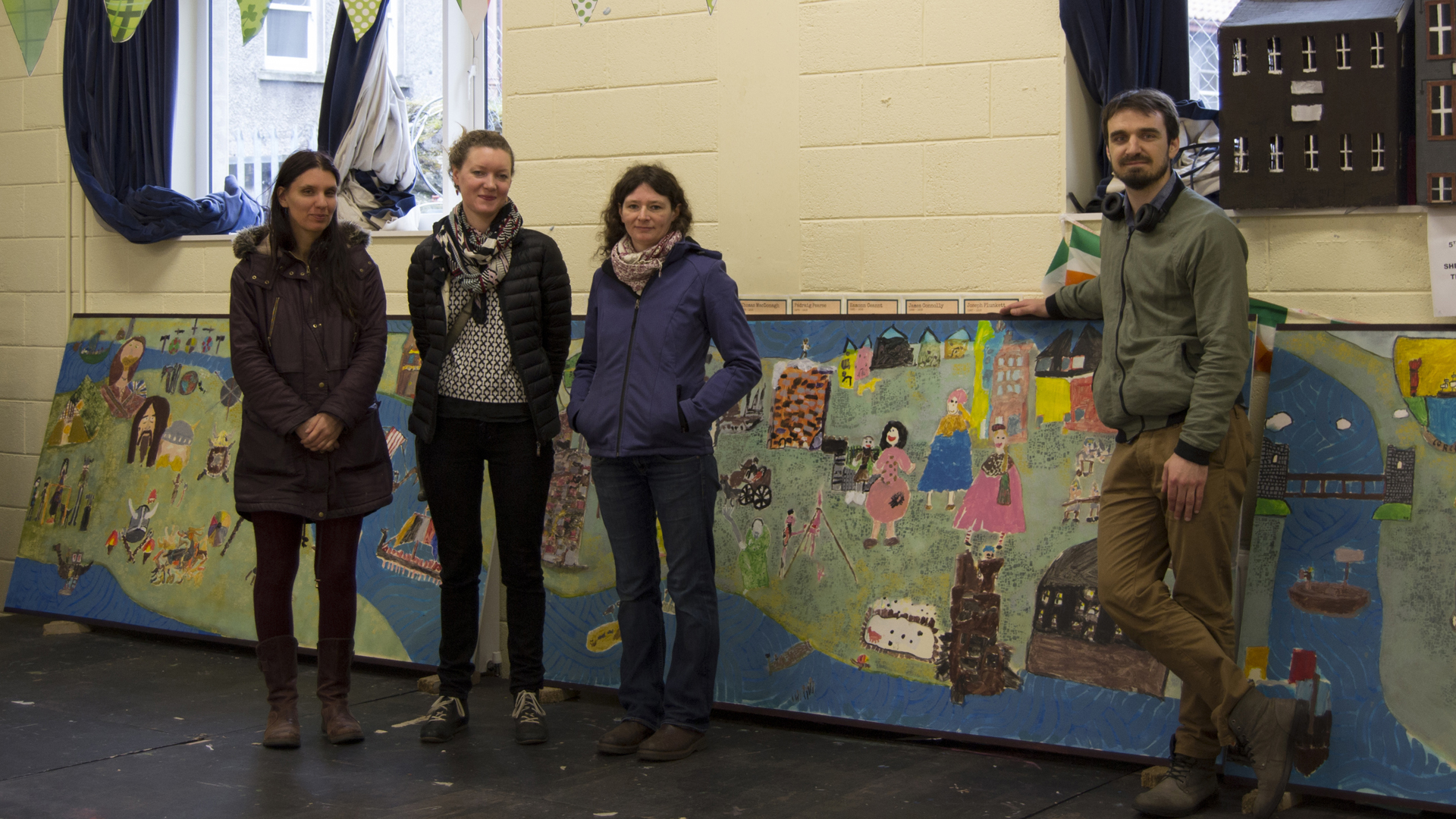 Educate Together Mural (3)