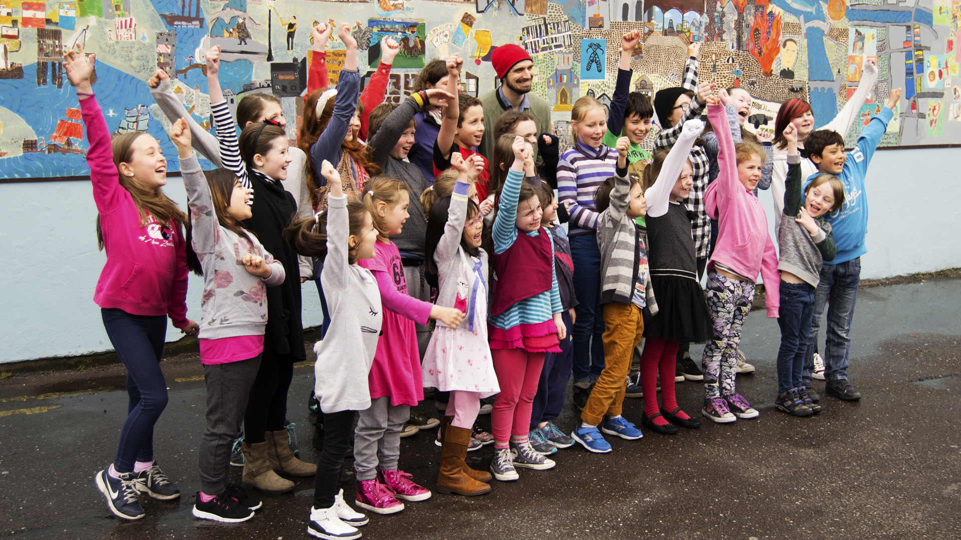 Educate Together Mural (9)