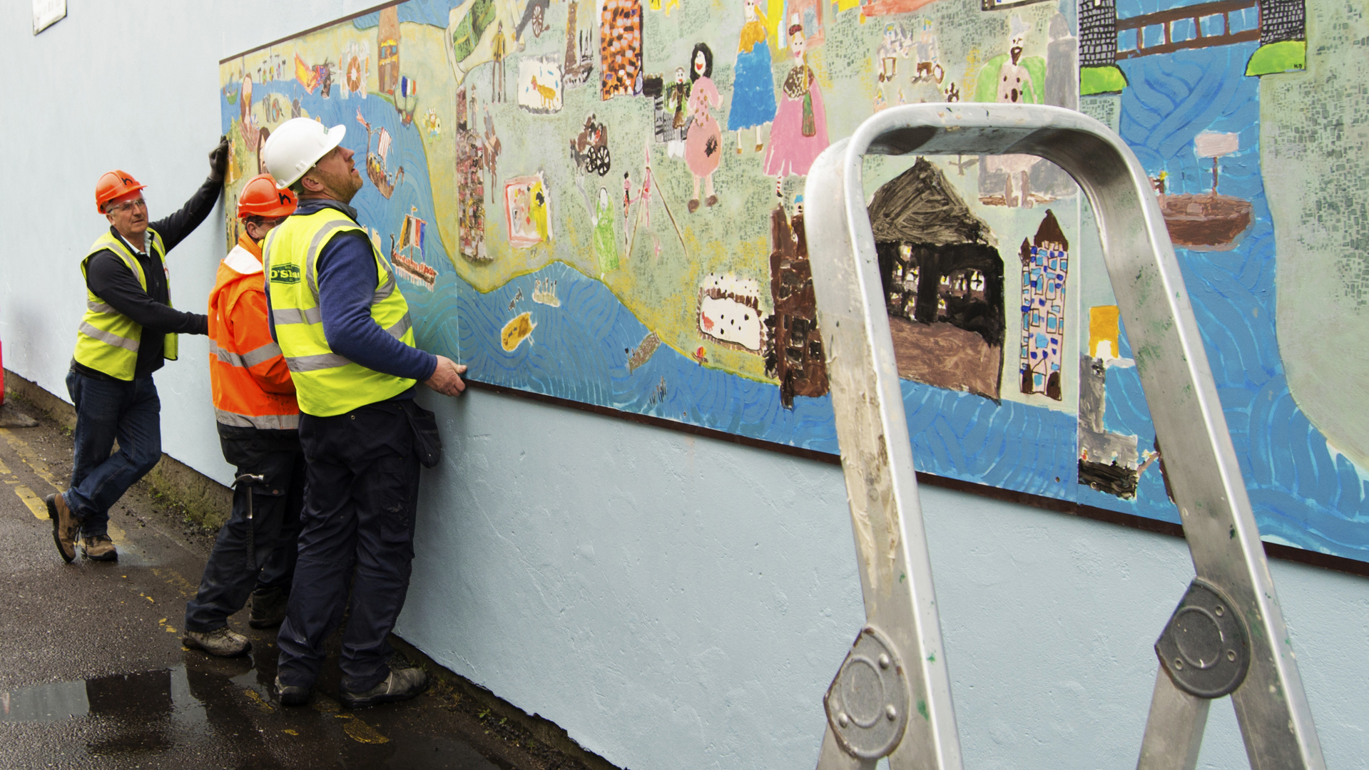 Educate Together Mural (6)