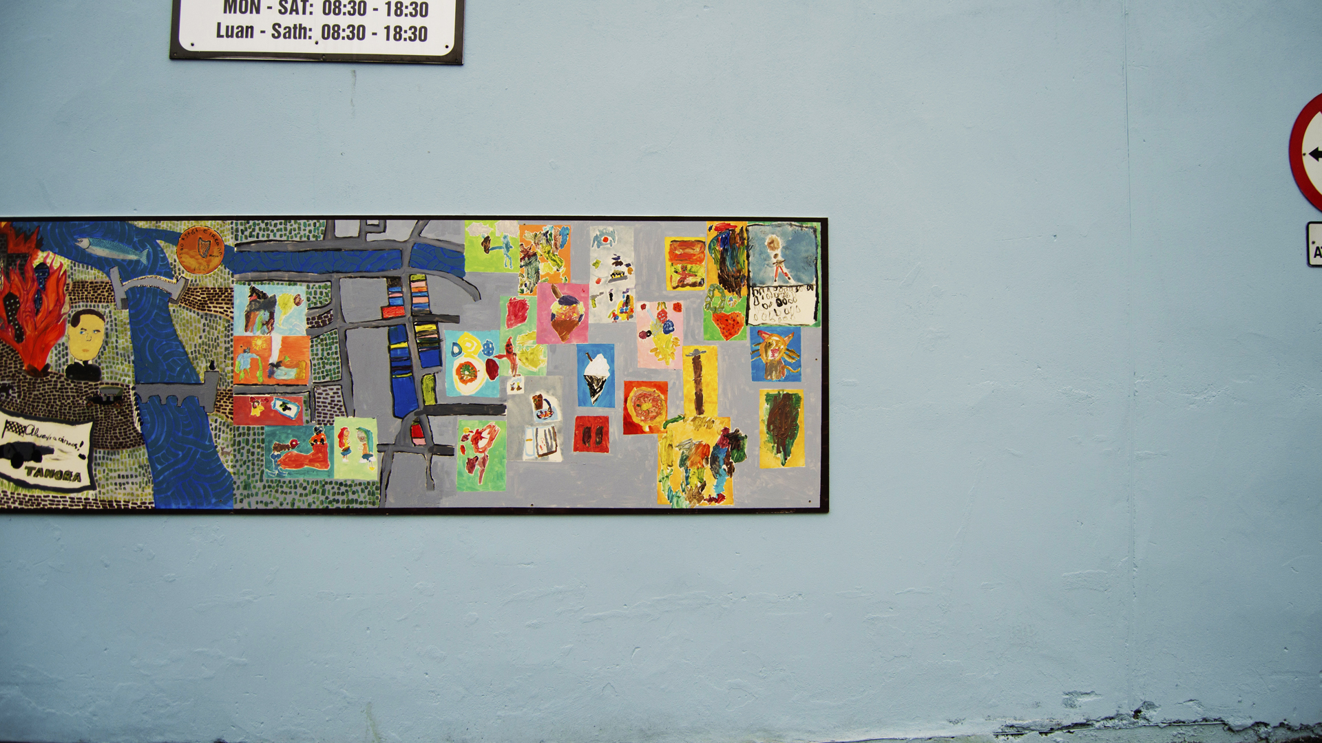 Educate Together Mural (10)