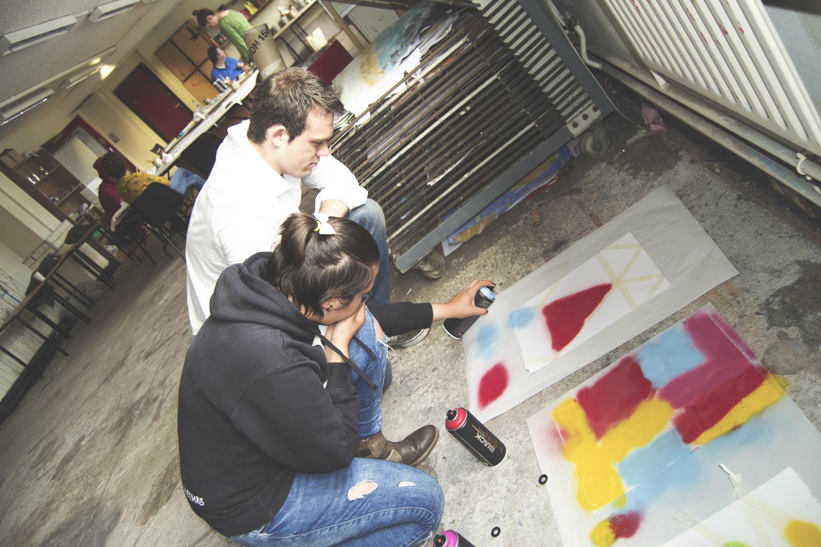 Art Class  (3)