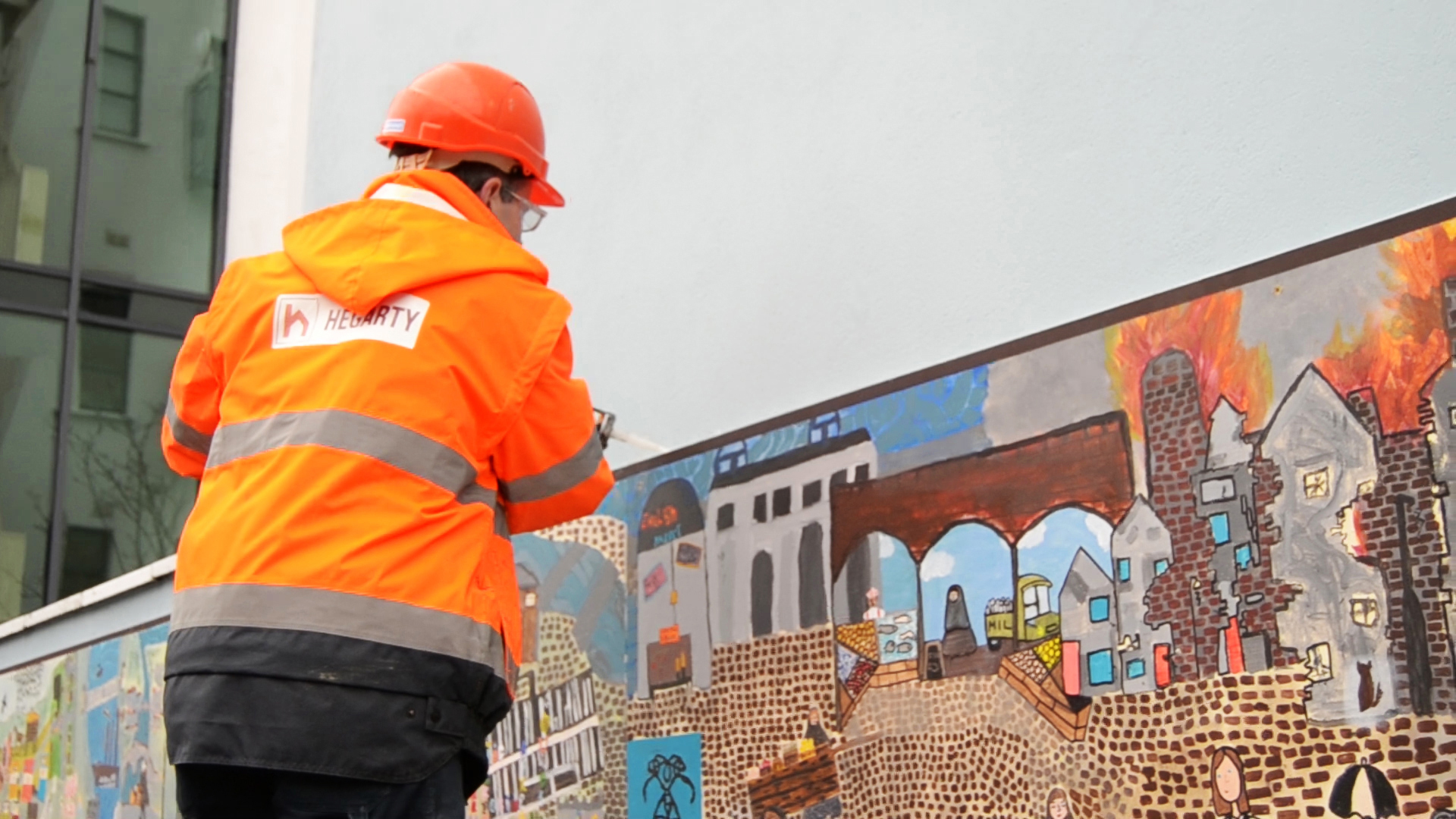 Educate Together Mural (5)