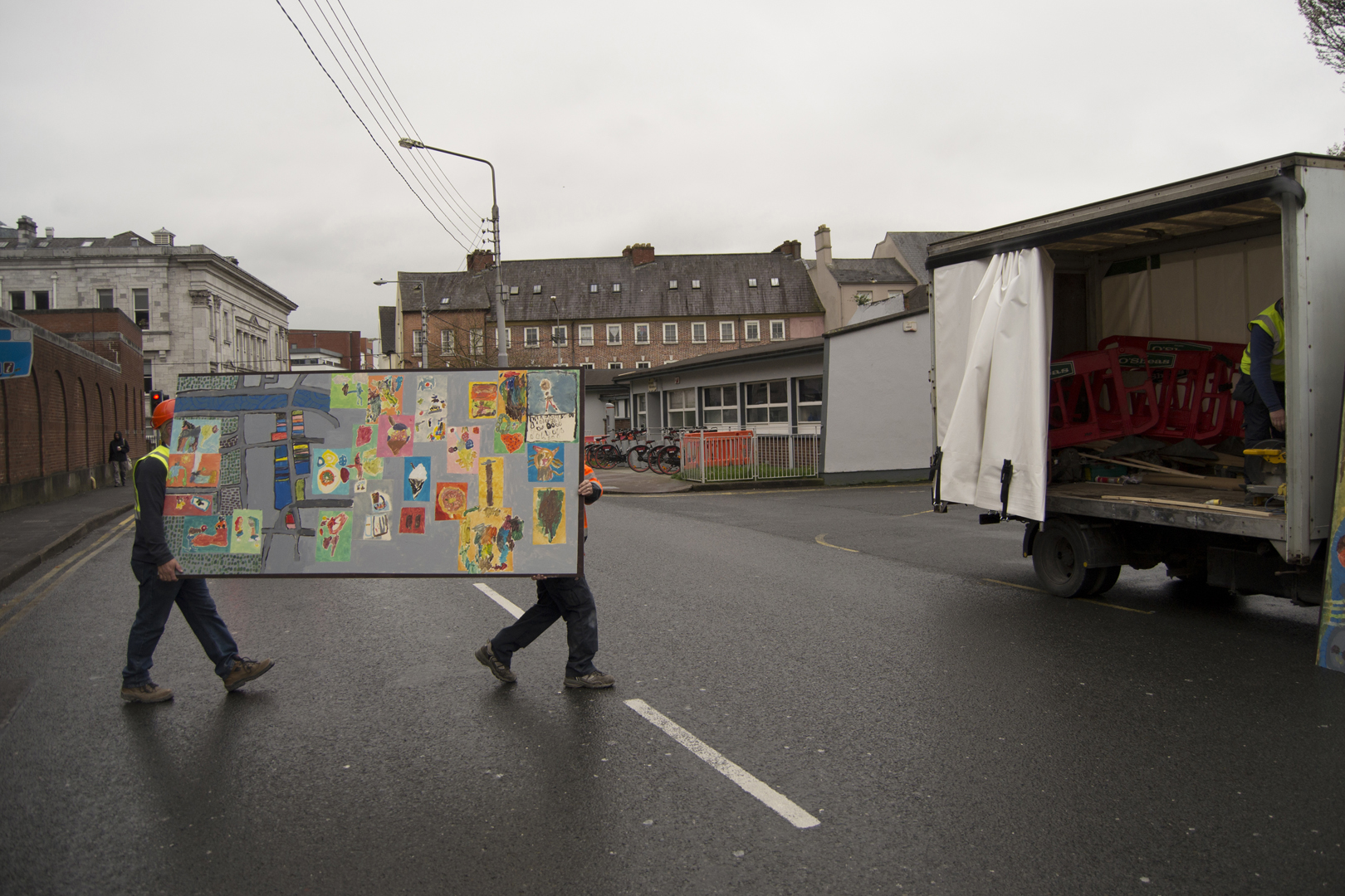 Educate Together Mural (4)
