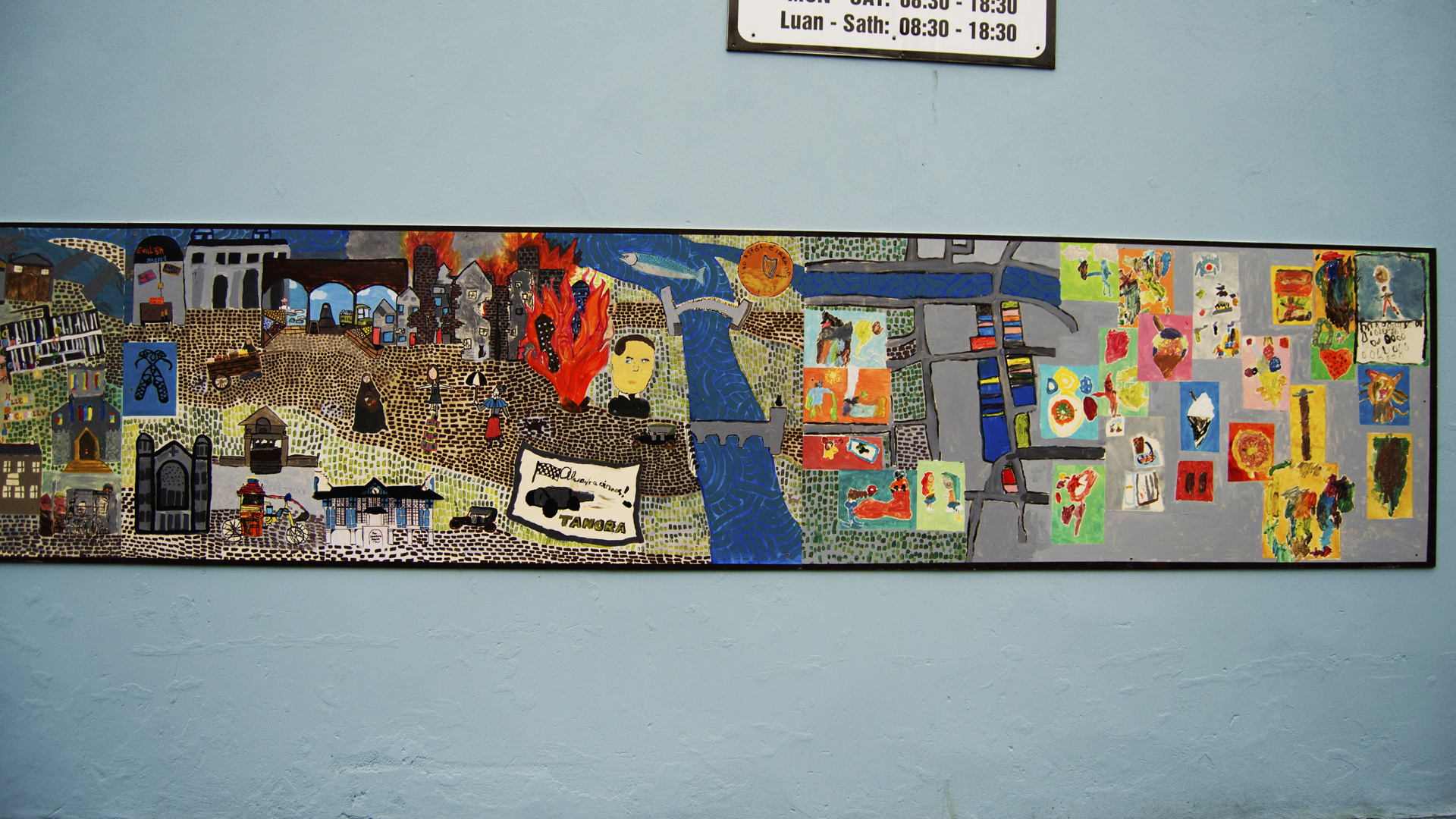 Educate Together Mural (11)