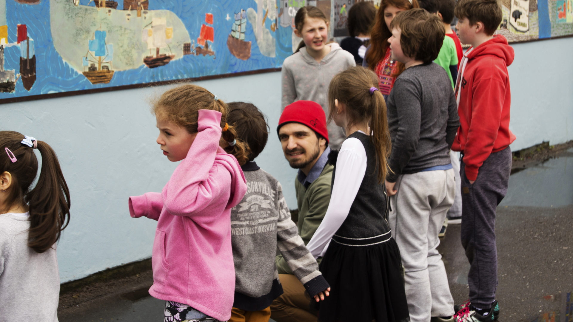 Educate Together Mural (7)