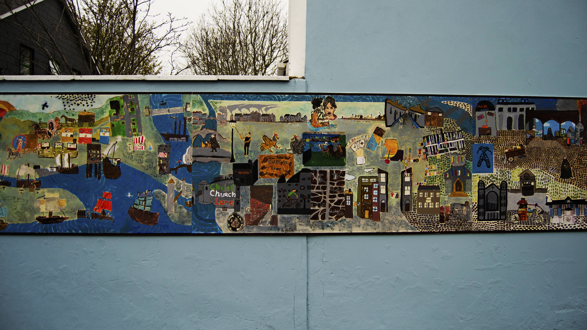 Educate Together Mural (13)