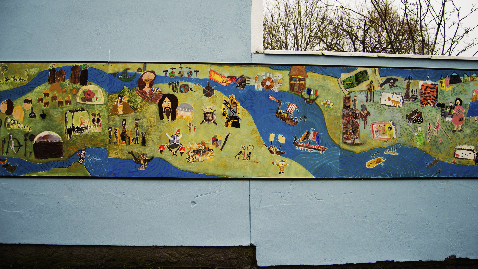 Educate Together Mural (17)