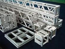 Trilicia De Alumínio