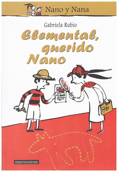 Elemental, querido Nano (edición especial)