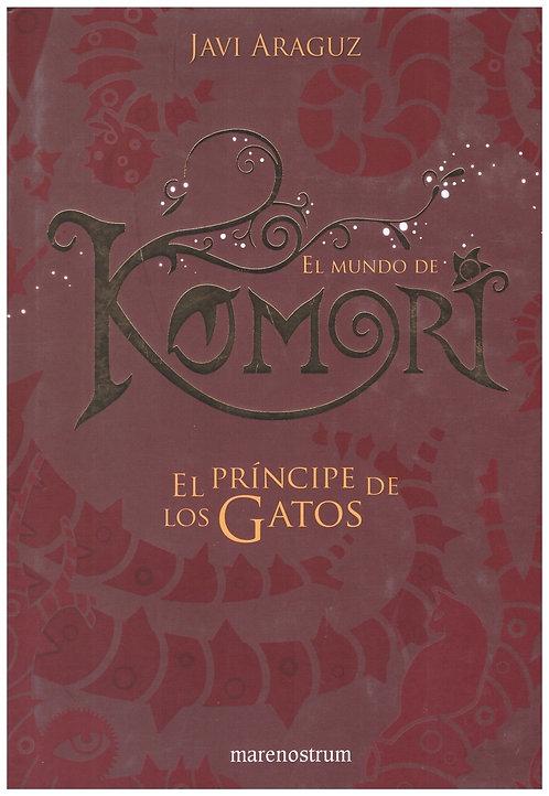 El mundo de Komori II. El príncipe de los gatos