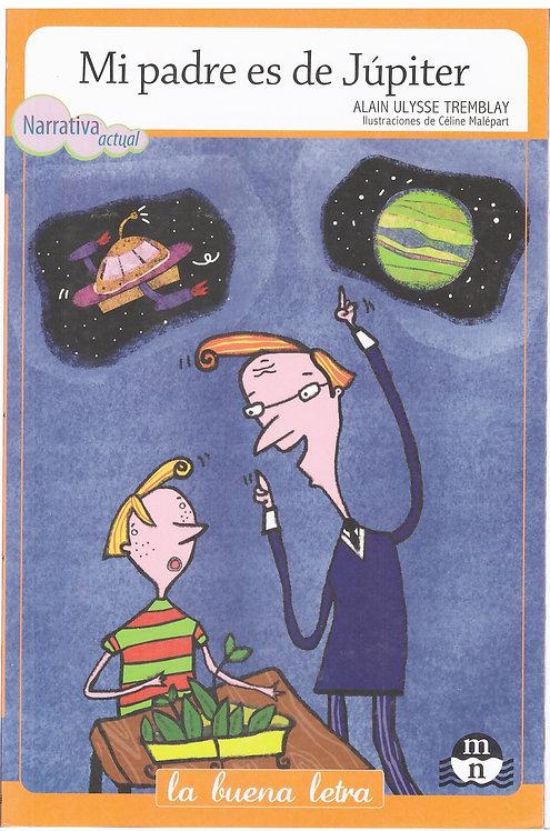Mi padre es de Júpiter