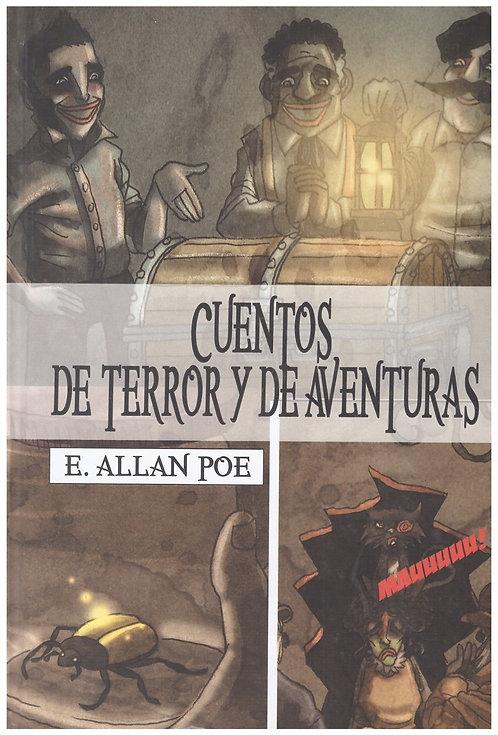 Cuentos de terror y aventuras