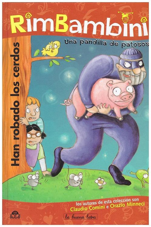 Han robado los cerdos