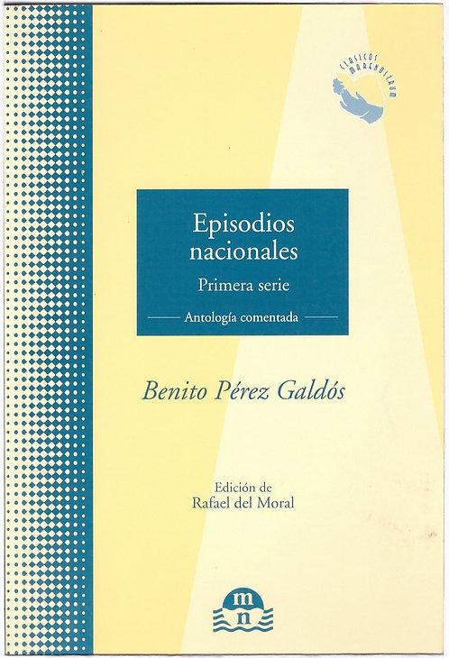Episodios Nacionales. Primera serie: Antología