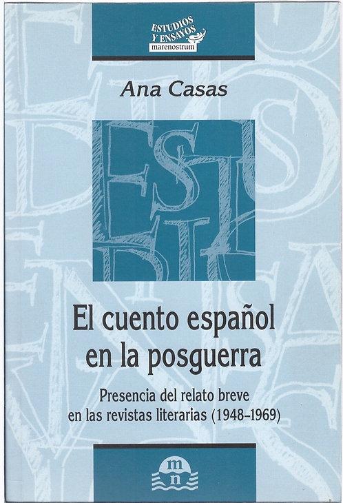 El cuento español en la posguerra