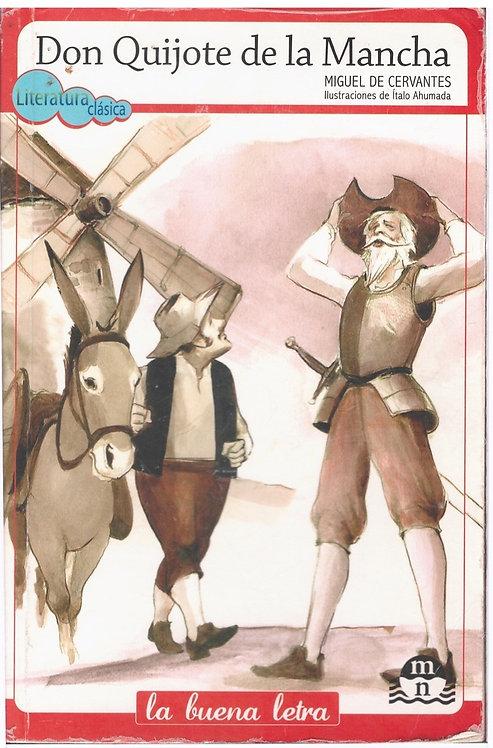 Don Quijote de la Mancha (adaptación)
