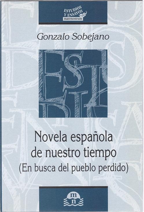 Novela española de nuestro tiempo (En busca del pueblo perdido)