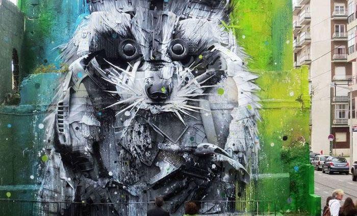 Lisbon Street Art 6 PAX